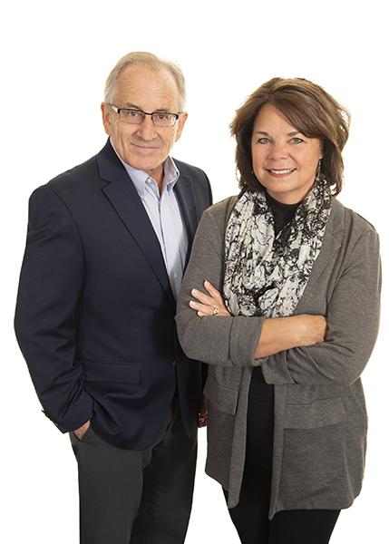 Bob & Diane Hawkins